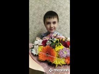 №110 Голубцов Александр (5 лет), МДОУ д/с №18 Сказка, День Победы