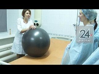 В Нижнекамске рассказали о первых результатах проекта Мягкие роды