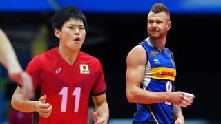 The Game When Ivan Zaytsev Became a Yuji Nishida Fan (HD)