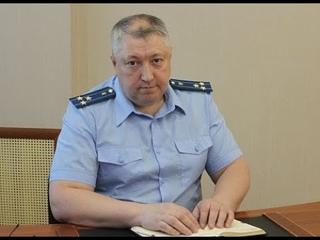 Противозаконные действия зам. прокурора г. Наб.Челны РТ старшего советника юстиции А.М. Салимуллина