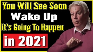 """David Icke : """"You Will See Soon It's Going To Happen!"""" - You Don't Know"""