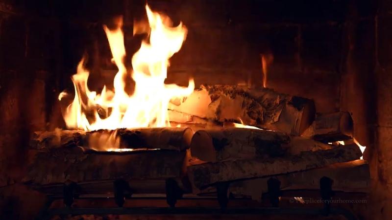 Огонь камин и ЭнигмА
