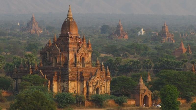 Мьянма страна золотых пагод Интересные факты