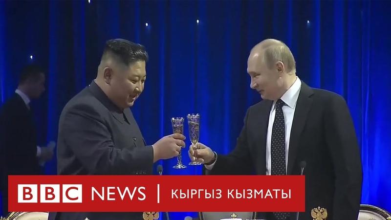 Би-Би-Си жаңылыктары (25.04.2019) Уранды чалгындоо иши токтотулат. - BBC Kyrgyz