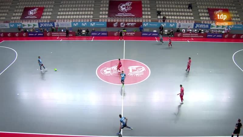 Primera RFEF FUTSAL 17 jornada Movistar Inter FS - El Pozo Murcia