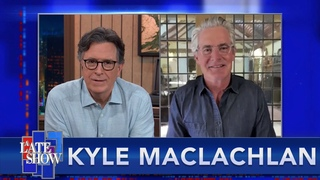 """""""Men Of Our Age Don't Dance On TikTok"""" - Kyle MacLachlan On How He Became TikTok Famous"""