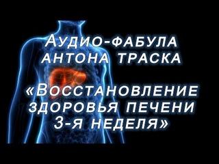Фабула Антона Траска для восстановления здоровья Печени v 2.0 (3-я неделя прослушивания из 7-ми)