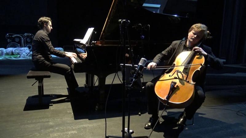 Lev Sivkov Nikita Mndoyants play Anton Arenski Op 12