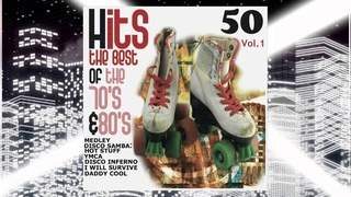 Hits 50: The Best of the 70's and 80's Vol.1 (Pt.1) (Le più belle canzoni anni 70 e 80)
