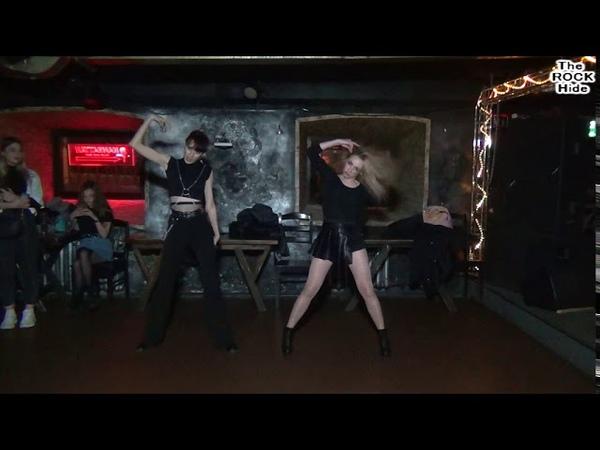Red Velvet IRENE SEULGI Monster dance cover by FEM Ночная KOREA PARTY 1909 19 20 09 2020