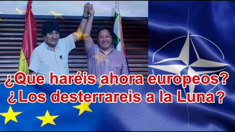 Bolivia ha dado a la UE una lección de dignidad la ha avergonzado Europa trabajadora despierta ya