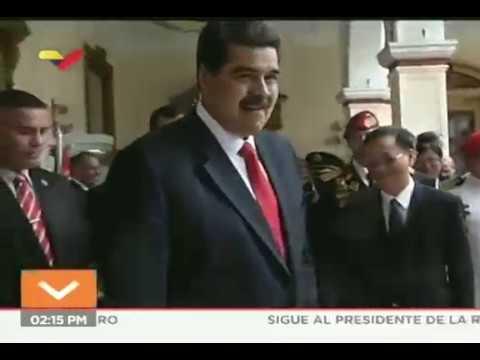 Venezuela y China celebran 45 años de relaciones bilaterales 28 junio 2019