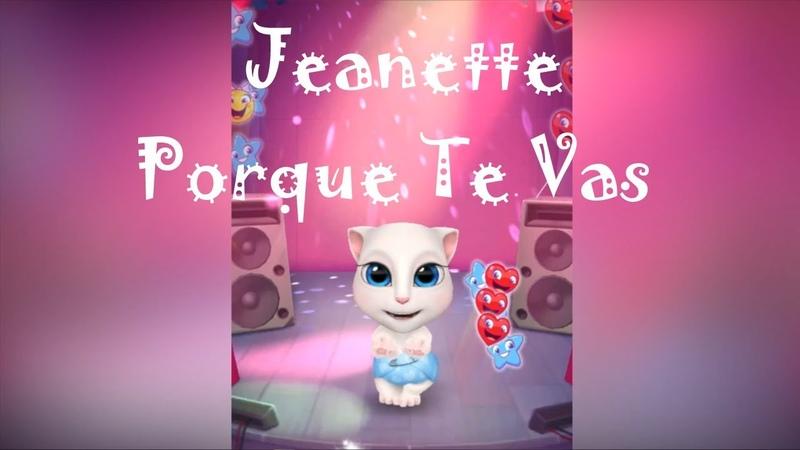 Jeanette Porque Te Vas KITTY DANCE