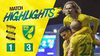 Бирмингем 1-3 Норвич Сити (32 тур Чемпионшипа)