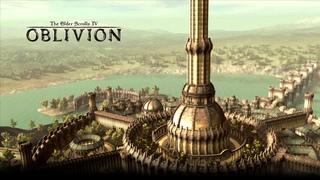 ВЗРОСЛЫЙ  МУЖИК ВПЕРВЫЕ ИГРАЕТ В The Elder Scrolls IV Oblivion (с камерой) #2
