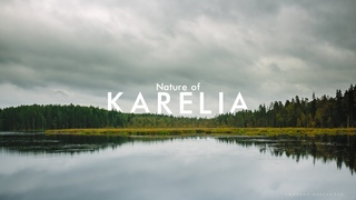 Nature of Karelia | Time lapse movie in 4k