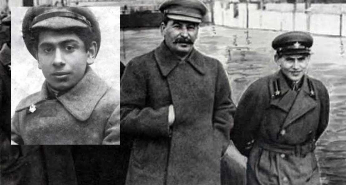 Люшков и Сталин