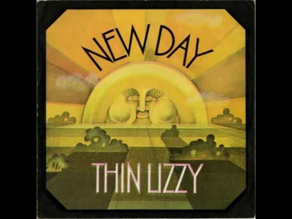 Thin Lizzy - New Day 1971 (full album)