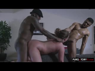 Maddy Oreilly - Permission. Episode 3 [All Sex, Hardcore, Blowjob, Black, Double]