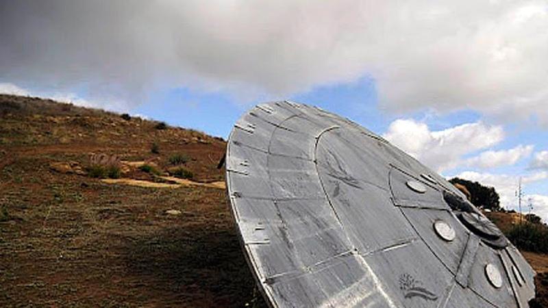 Пришелец рассказал про НЛО иды упавшие на Землю