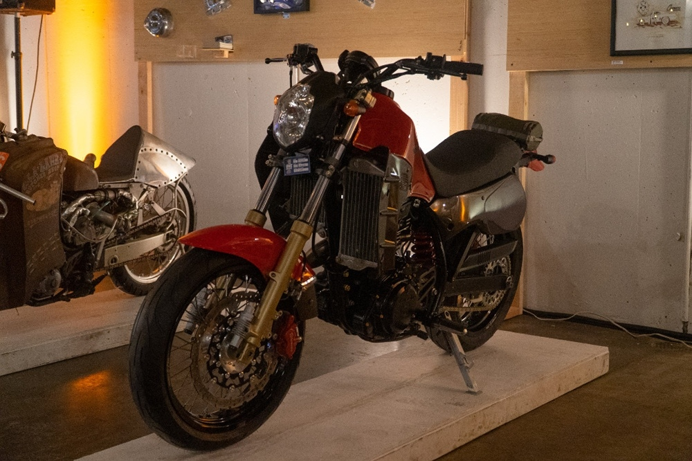 Фотографии с мотовыставки OMS 2020 (The One Motorcycle Show). Часть 1
