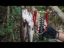 How To Make Powerful Slingshot From Rear Shock Absorber   Making Slingshot From Motorbike Parts