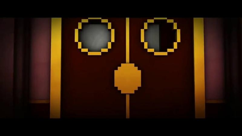 Бенди и чернильная машина Build our machin Анимация MineCraft RUS