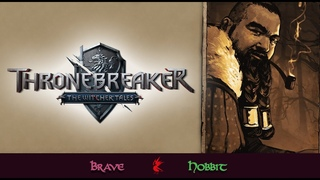 Thronebreaker: The Witcher Tales - Прохождение #35: Прошлое Гаскона, чувства Габора 💖