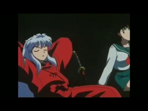 Inuyasha and kagome part 5