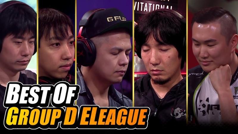 SFV AE ➡ Best Of Group D 💥 ELeague Highlights Daigo Haitani Infiltration FChamp