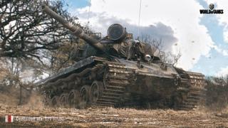 Centurion Mk. 5/1 RAAC VS Caernarvon Action X / Кто круче?! / World of Tanks