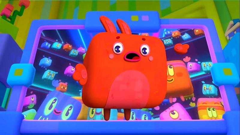 Четверо в кубе Стань Звездой развивающий мультфильм для детей