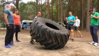 """Открытый фестиваль силового экстрима и фитнеса пройдет в лесопарке """"Молодежный"""""""