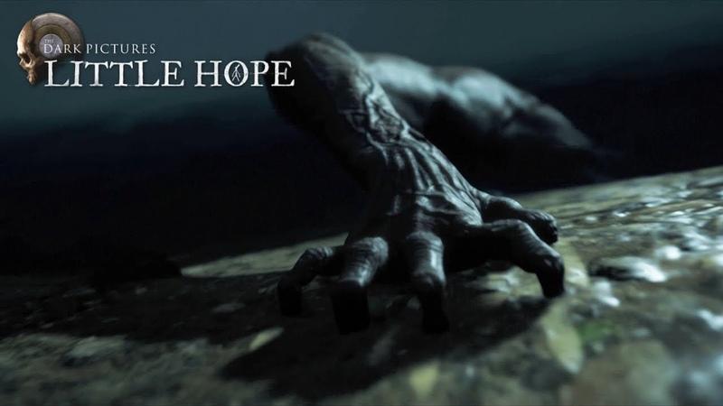 Прохождение Little Hope в одиночку