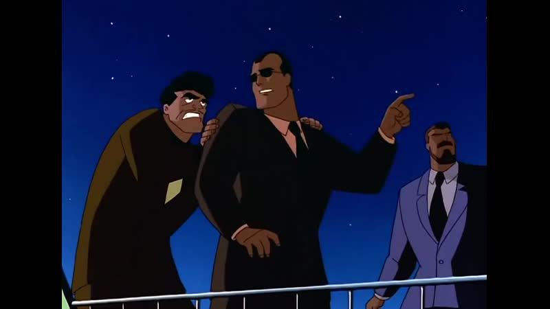 Сезон 01 Серия 04 Супермен 1996 2000 Superman Fun and Games