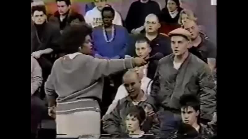 Oprah Winfrey Network Show - Skinheads (part 2)
