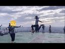 Салам Алейкум Лезгинка 2021 Девушки Танцуют Супер Красиво Чечня Смотровая Башня Грозный Сити ALISHKA