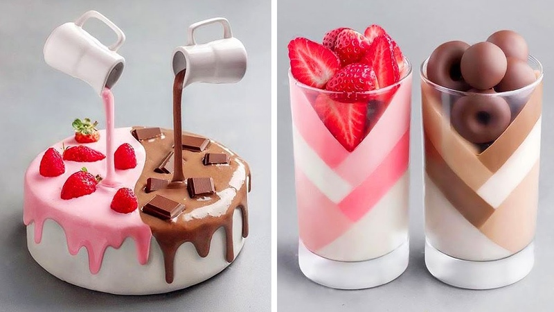 Most Satisfying Chocolate Cake Decorating Ideas So Yummy Cake