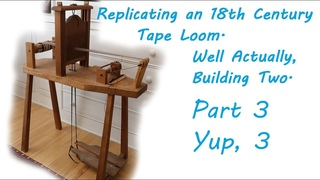 Tape Looms Part 3...