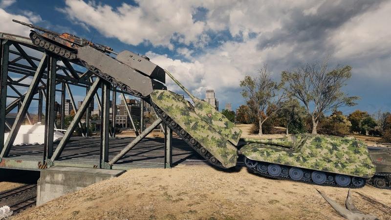 World Of Tanks Хайвей 3