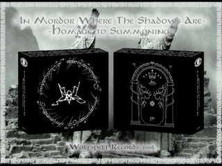 In Mordor Where The Shadows Are - Homage To Summoning (Full Compilation Album)
