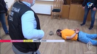Гражданин Таджикистана попытался дать взятку сотруднику ФСБ и сел на два года