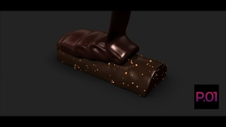 Tutorial - How to Create Chocolate in RealFlow