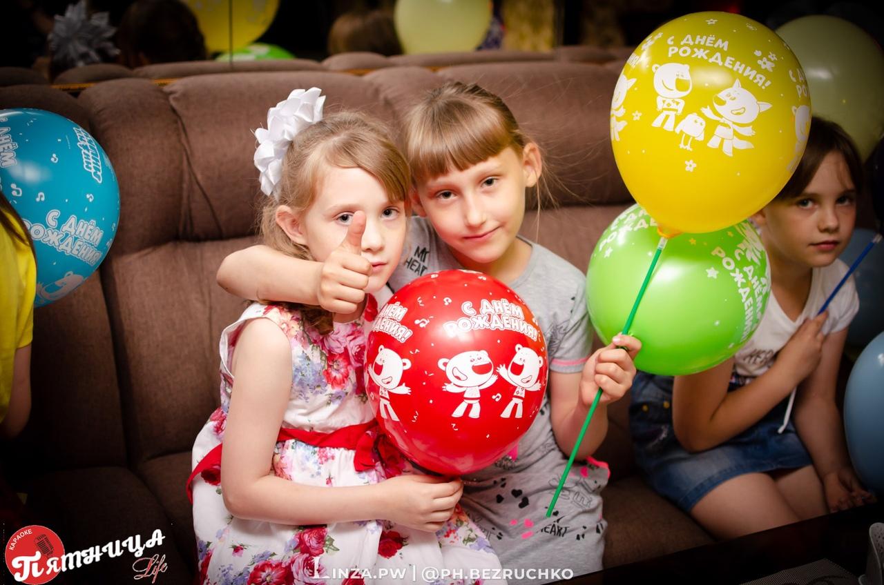 День рождения для детей-сирот с Время добрых