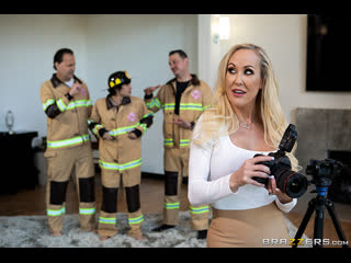 Brazzers - Red-Hot Calendar Shoot / Brandi Love & Ricky Spanish