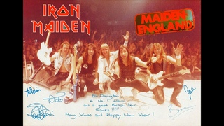 Iron Maiden - DVD Maiden England 1988 HD - RE-UPLOAD!!! ((Re-mixed by Kevin Shirley))
