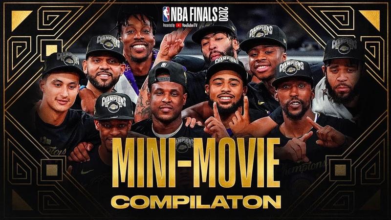 NBA Finals Mini Movie FULL Compilation 🏆