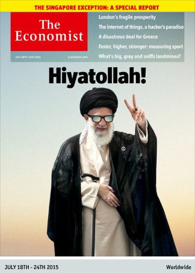 THE ECONOMIST - Audio Edition (June 27th, 2015)