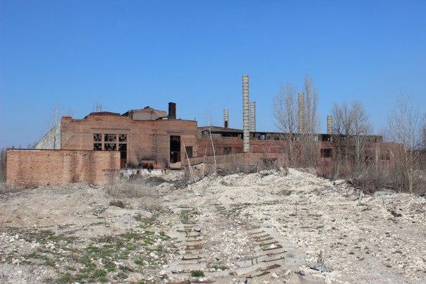 Фото заброшенные места в курске