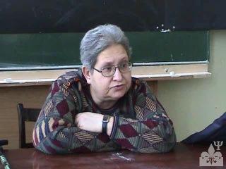 Лекция для психологов о сказке. Часть 2. Агранович Софья Залмановна.